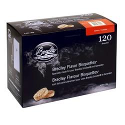 120 Kersenhout rook bisquetten voor Bradley rookoven