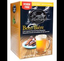 Bière Premium 48 bisquettes à fumer pour fumoir Bradley