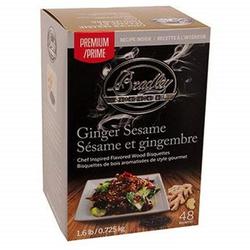48 Ginger-Sesame Premium bisquettes