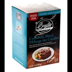 48 Caribbean blend bisquettes