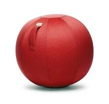 LEIV Ø 60-65 cm ergonomische zitbal, yoga, pilates en fitness bal