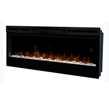 PRISM Optiflame Wall Mounted Electric Fireplaces with Heating