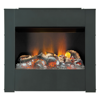 ENGINE Opti-myst Wall Fire Electric Fireplace Insert with 2 Heat Outputs