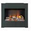 Glen Dimplex ENGINE Opti-myst Wall Fire Electric Fireplace Insert with 2 Heat Outputs