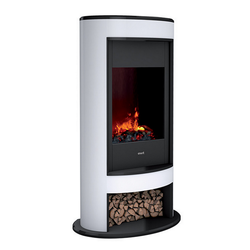 Opti-myst® Verdi free-standing electric fireplace