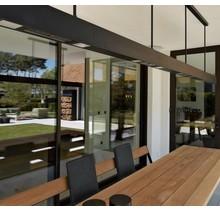 Heatsail BEEM® design electric infrared pendant patio heater
