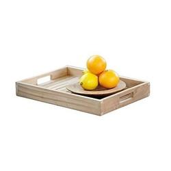 Mandiri Teak wood serving tray