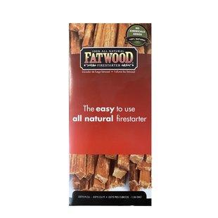 Fatwood aanmaakhoutjes