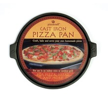 Pizza en plancha plaat van gietijzer Ø35cm - PIZZACRAFT