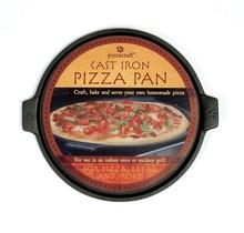 Plancha et plaque à pizza en fonte Ø35cm - PIZZACRAFT