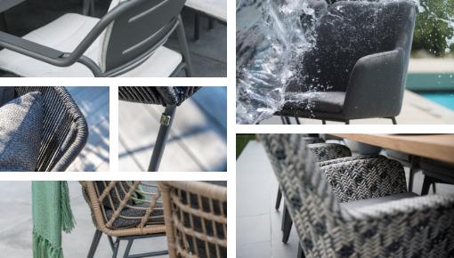 Design tuinstoelen en fauteuils voor tuin, terras en intérieur!