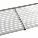 deurmat-deurrooster 80x40 cm in gegalvaniseerd staal