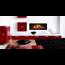 Glen Dimplex Opti-virtual® double elektrische inbouwhaard