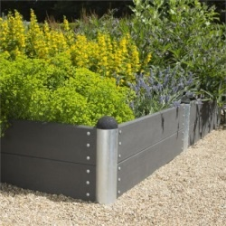 Planter en kruidentuin PLUS PIPE