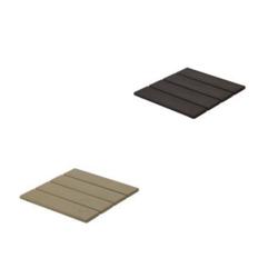 Cubic bar-tafelblad-deksel 46x50cm