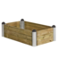 Plus Danemark PIPE planter rectangular model 8 140x80x36cm