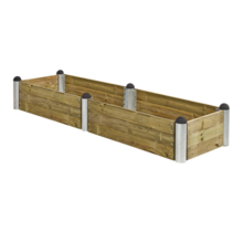 HENRIK BOE planter rectangular model 10 270x80x36cm