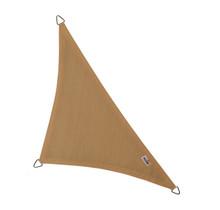 -25%! Nesling Coolfit schaduwdoek driehoek 90° - 400x400x570cm