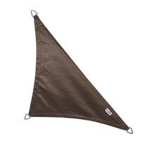 -25%! Nesling Coolfit schaduwdoek driehoek 90° - 500x500x710cm