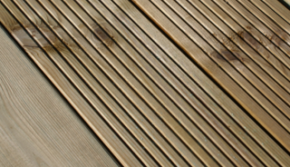 Houtverduurzaming dmv impregneren onder druk: geimpregneerd hout