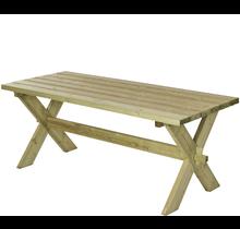 Picknicktafel NOSTALGI - 6 tot 8 personen
