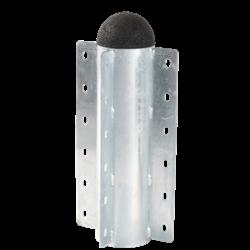 Rallonge PIPE galvanisée - 3 angles - PLUS