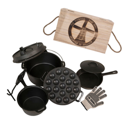 Windmill Cast Iron - Starter set