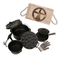 The Windmill Cast Iron Windmill Cast Iron Starter set for Braai, camp fire, barbecue and oven