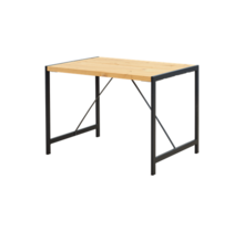 Tafel Industriële stijl FUNKIS - 4 personen