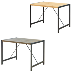 Table style industriel FUNKIS - PLUS