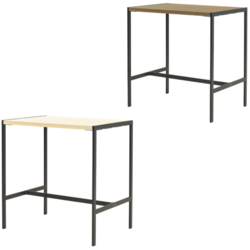 Table bar style industriel FUNKIS - PLUS