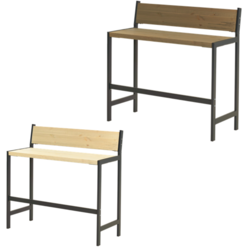 Bar Bench Industrial style FUNKIS – PLUS