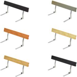 Dossier pour table de pique-nique - 118cm