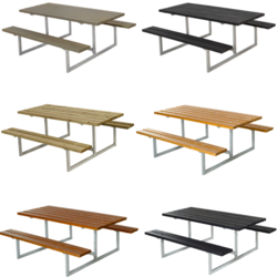 Picnic Table BASIC - PLUS