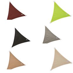 Coolfit schaduwdoek driehoek 500x500x500cm