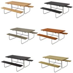 Picnic Table CLASSIC - PLUS