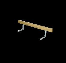 Rugleuning voor Picknicktafel - 177cm