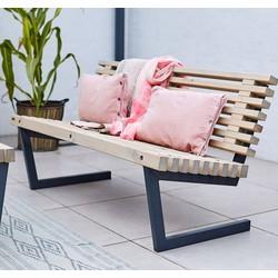 Garden Bench SIESTA - PLUS