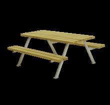 Picknicktafel ALPHA - 177cm - 6 tot 8 personen