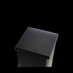 Afdekdop - 9x9cm - voor HKC paal