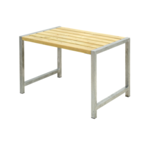 Dinner table CAFE - 127cm - 4 to 6 seats