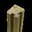Plus Danemark Poteau rainuré d'angle en Bois - 268x9x9cm