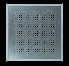 Panneau pour garde corps en acier perforé 90x90cm