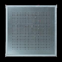 Panneau pour garde corps en acier perforé 90x90cm - PLUS