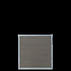 Panneau pour garde corps en résine tressée - 90x90cm