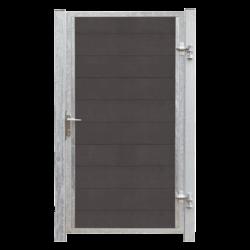 FUTURA portillon en WPC 115x180cm