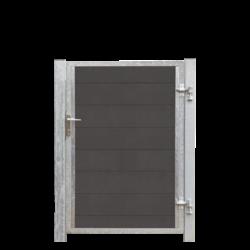 FUTURA portillon en WPC 115x145cm
