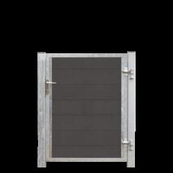 FUTURA portillon en WPC 115x127cm