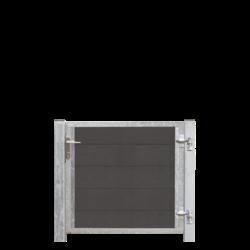 FUTURA portillon en WPC 115x91cm