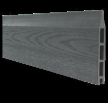 ARTURA Lame en bois composite pour clôture - 178cm